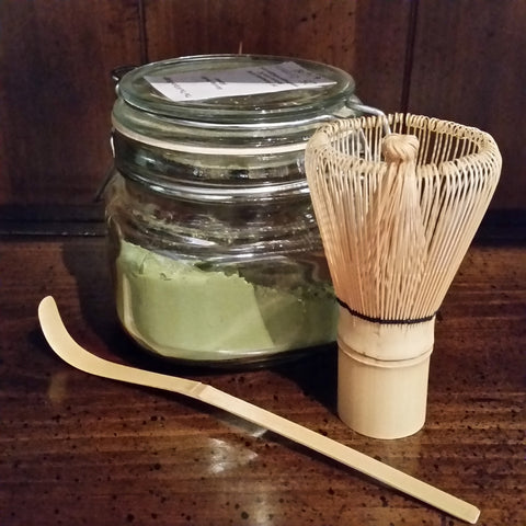 Bamboo Matcha Whisk - The Tea & Spice Shoppe