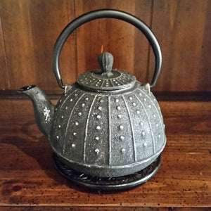 Cast Iron Teapot - Jewels - The Tea & Spice Shoppe