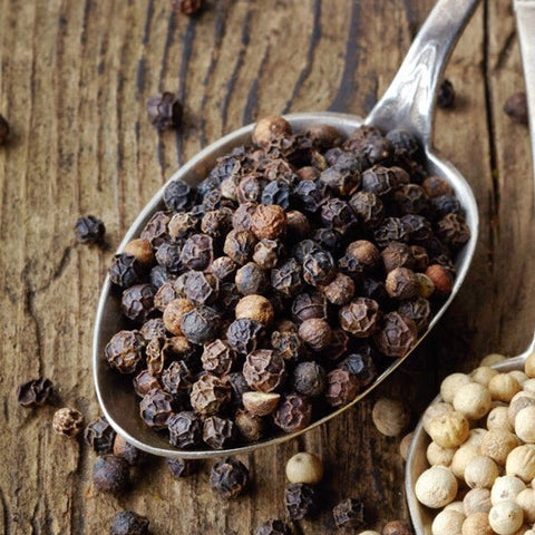 Black Peppercorns - The Tea & Spice Shoppe