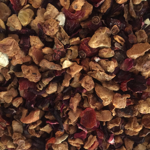 Certified Organic Herb & Fruit Tea Infusion