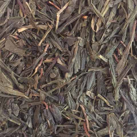 Certified organic Loose Leaf Japanese Green Tea