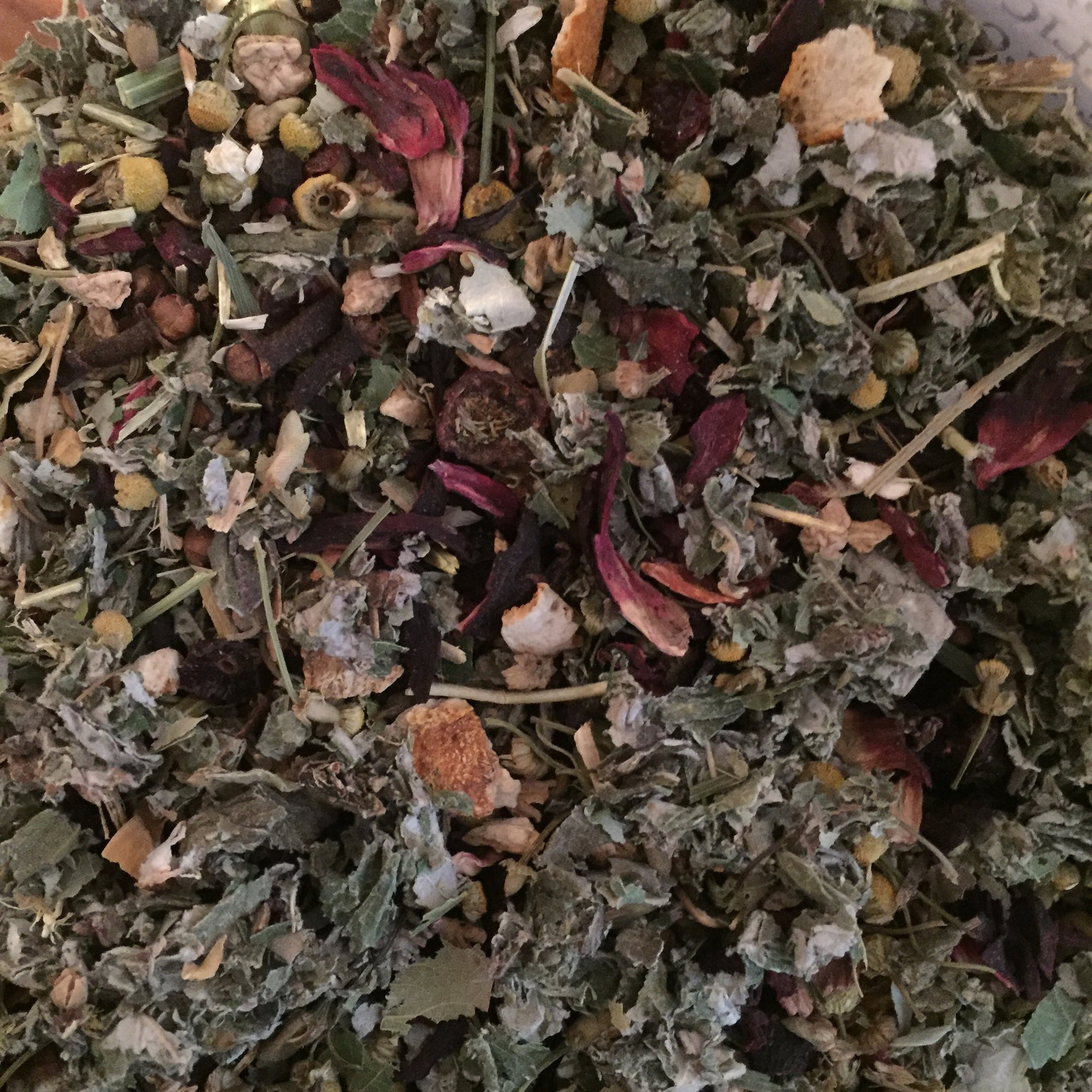 All Natural Ayurvedic Nirvana Tea, Herbal, Wellness, No Caffeine, Chakra