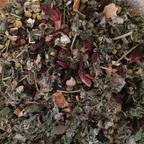 Ayurvedic Nirvana Tea, Herbal, Wellness, No Caffeine, Chakra