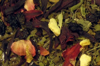 Pomegranate Tulsi - Organic - The Tea & Spice Shoppe