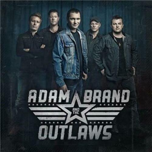 ADAM BRAND AND THE OUTLAWS Drew McAlister, Travis Collins, Matt Cornell CD