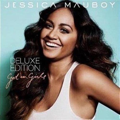 JESSICA MAUBOY Get 'em Girls Deluxe Edition + Signed Fancard 2CD
