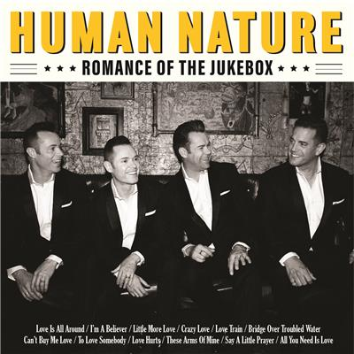 HUMAN NATURE Romance Of The Jukebox (Signed by Human Nature) CD