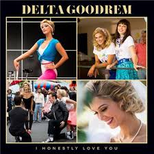 DELTA GOODREM I Honestly Love You (Personally Signed by Delta) CD