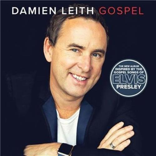 DAMIEN LEITH Gospel Songs of Elvis Presley (Personally Signed by Damien) CD