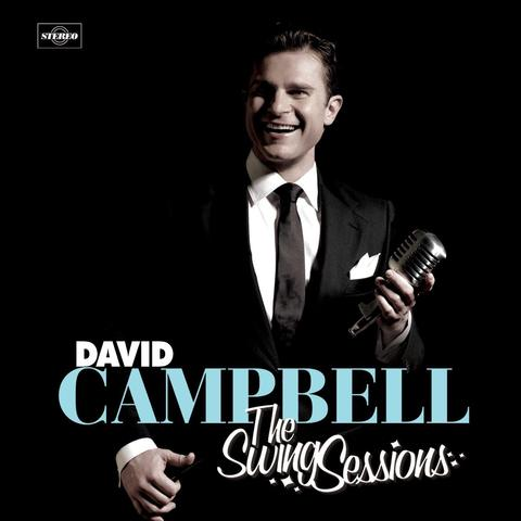 DAVID CAMPBELL The Swing Sessions CD
