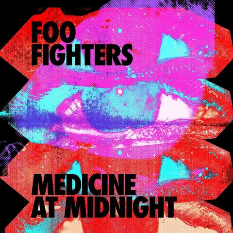 FOO FIGHTERS Medicine At Midnight CD (RELEASED 5 FEB 2021)
