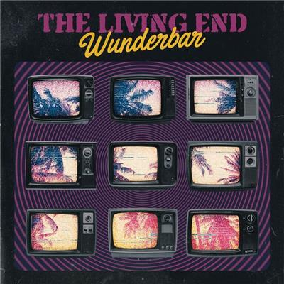 LIVING END, THE Wunderbar (Personally Signed) CD