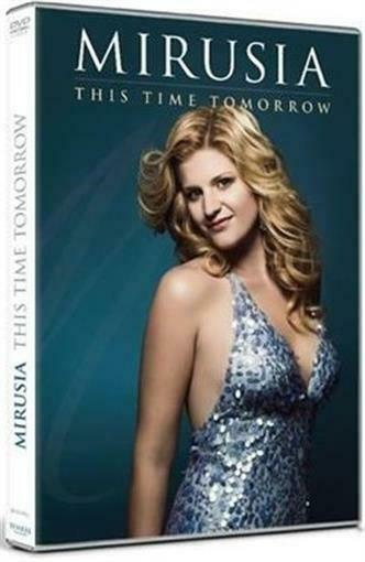 MIRUSIA This Time Tomorrow (Personally Signed by Mirusia) DVD NEW