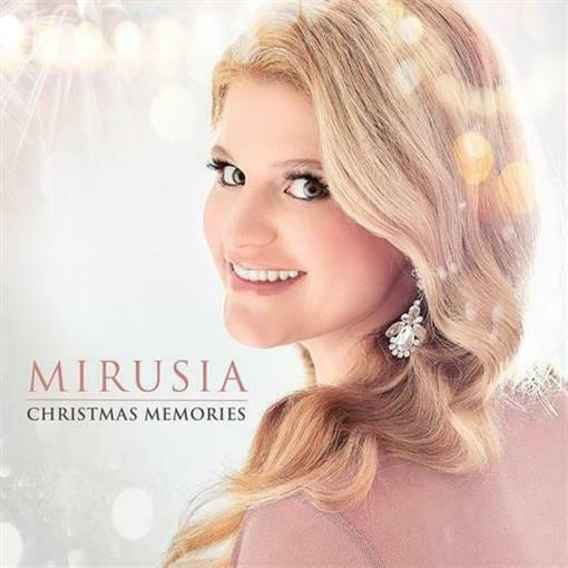 MIRUSIA Christmas Memories CD NEW