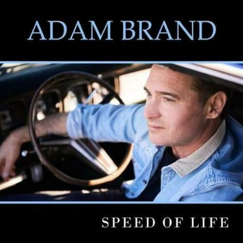ADAM BRAND Speed Of Life CD