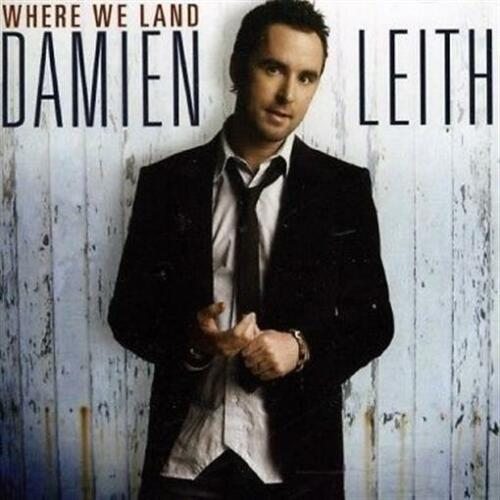 DAMIEN LEITH Where We Land CD