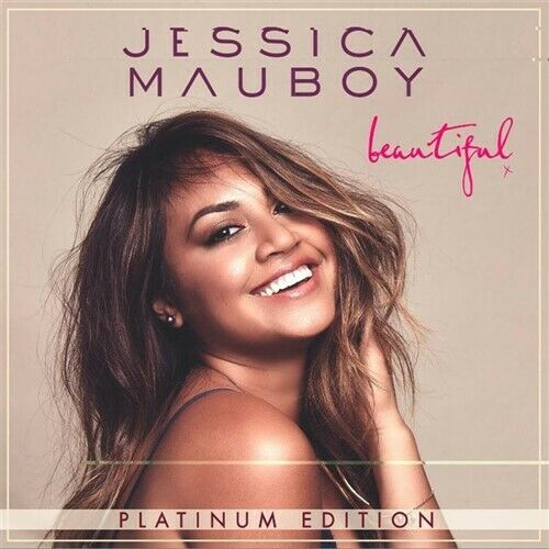 JESSICA MAUBOY Beautiful: The Platinum Edition (Plus a Signed Fancard) CD