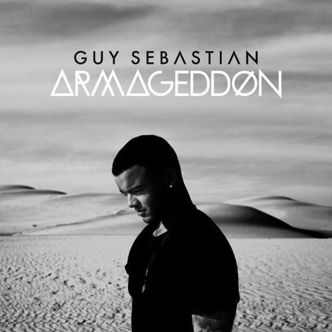 GUY SEBASTIAN Armageddon CD