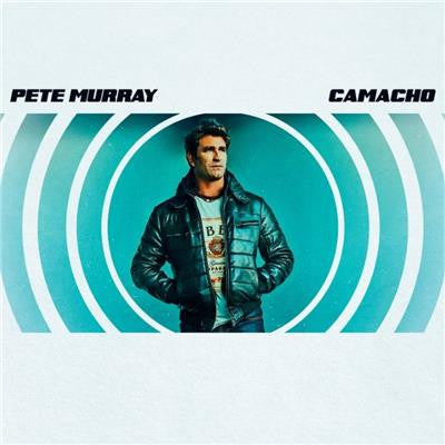 PETE MURRAY Camacho (Personally Signed by Pete) CD