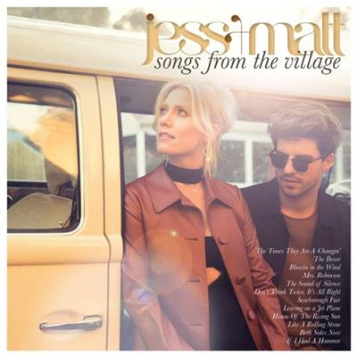 JESS & MATT Songs From The Village (SIGNED COPY Plus PEN) CD