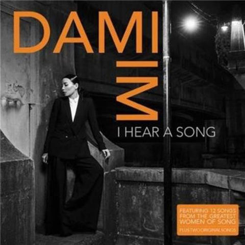 DAMI IM I Hear A Song (Personally Signed by Dami - Released 23 March) CD