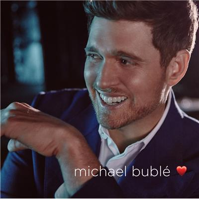 MICHAEL BUBLE love CD