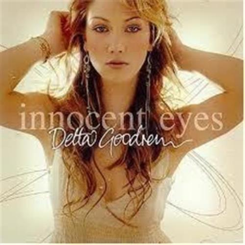 DELTA GOODREM Innocent Eyes CD