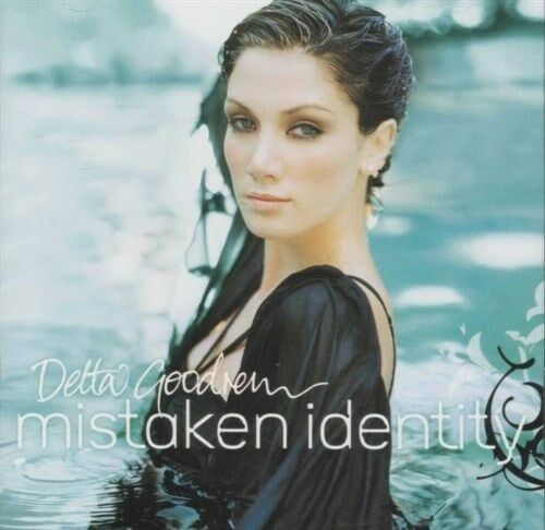 DELTA GOODREM Mistaken Identity CD