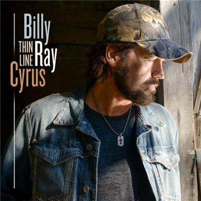 BILLY RAY CYRUS Thin Line - Aust Tour Edition 2CD Released 23 March