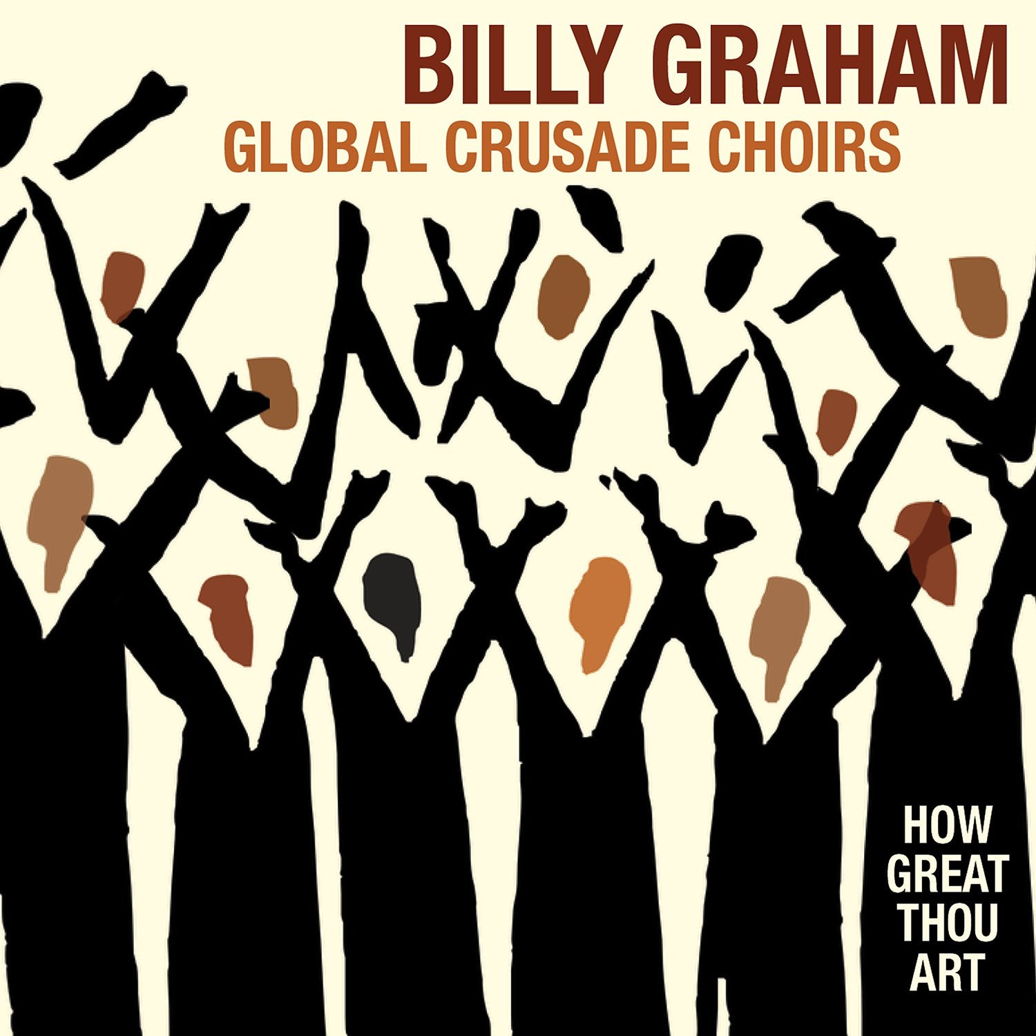 BILLY GRAHAM CRUSADE CHOIRS - HOW GREAT THOU ART