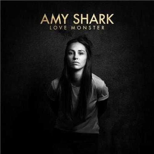 AMY SHARK Love Monster (Personally Signed by Amy)  CD