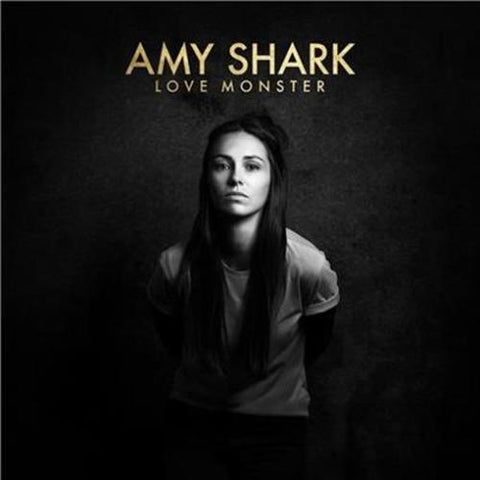 AMY SHARK Love Monster (Personally Signed by Amy) RELEASED 13 JULY - CD