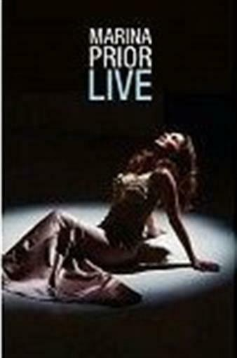 MARINA PRIOR Live DVD NEW