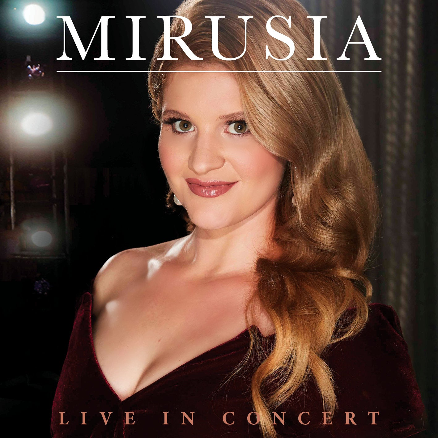 MIRUSIA - Live In Concert (SIGNED CD) RELEASED 4 JUNE 2021
