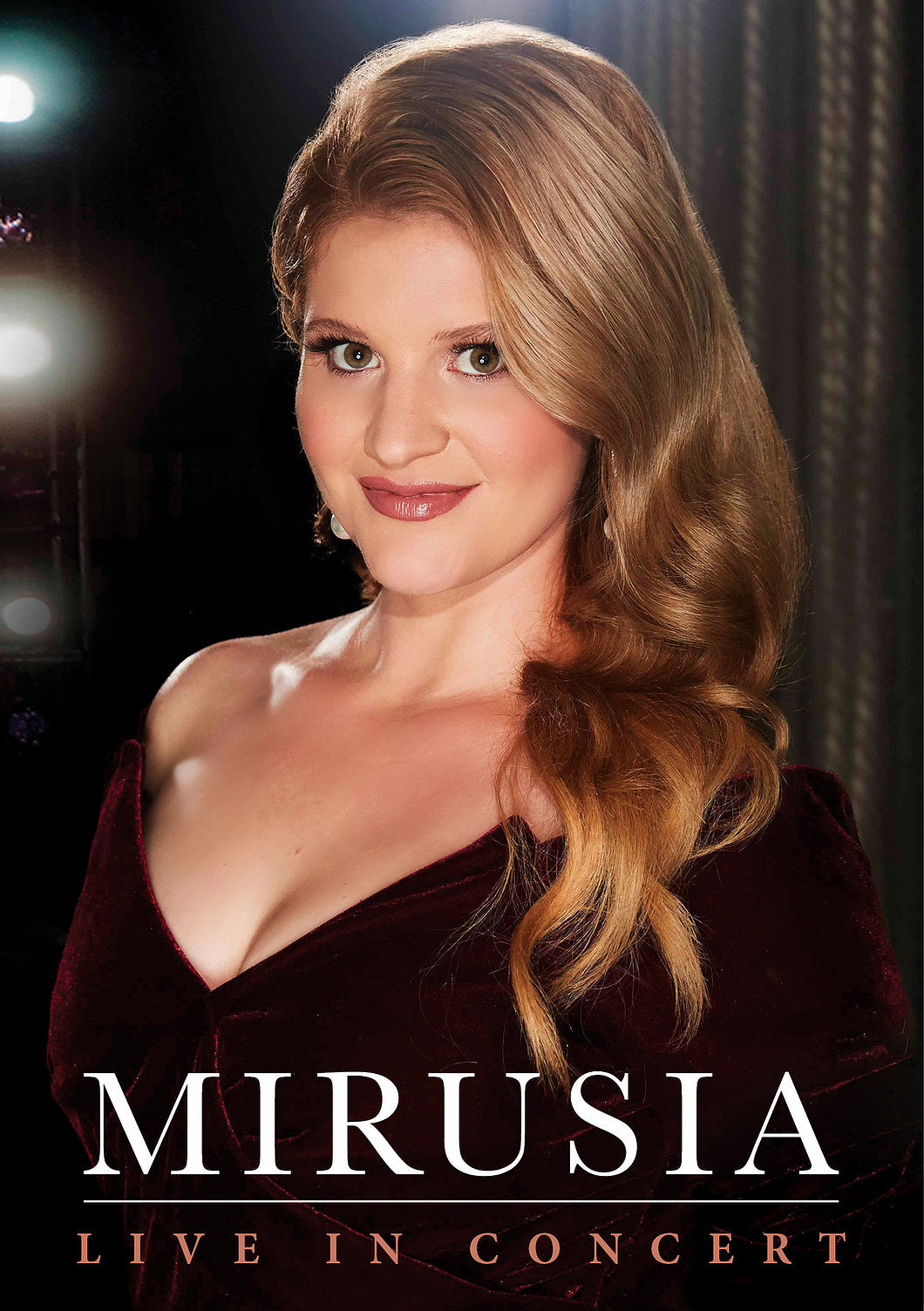 MIRUSIA - Live In Concert (SIGNED DVD) RELEASED 4 JUNE 2021