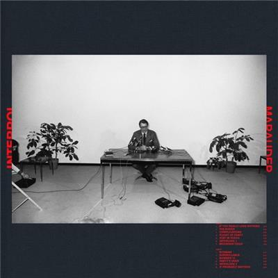 INTERPOL Marauder CD NEW
