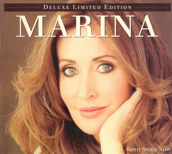 MARINA PRIOR Both Sides Now DELUXE CD