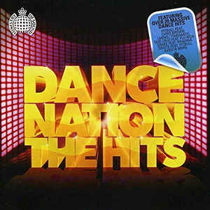 MINISTRY OF SOUND DANCE NATION The Hits 2012