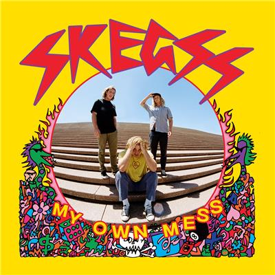 SKEGSS My Own Mess (Personally Signed) CD