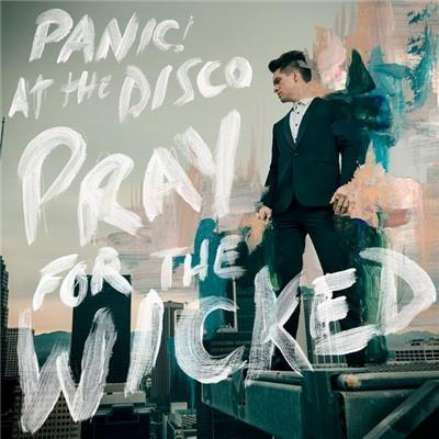 PANIC! AT THE DISCO Pray For The Wicked ( Released 22 June ) CD