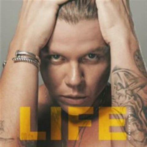 CONRAD SEWELL Life (Personally Signed by Conrad) CD