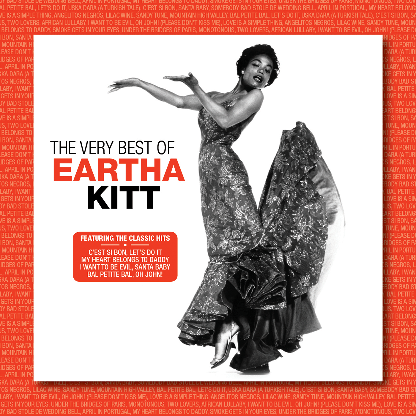 FANFARE181 - EARTHA KITT - THE VERY BEST