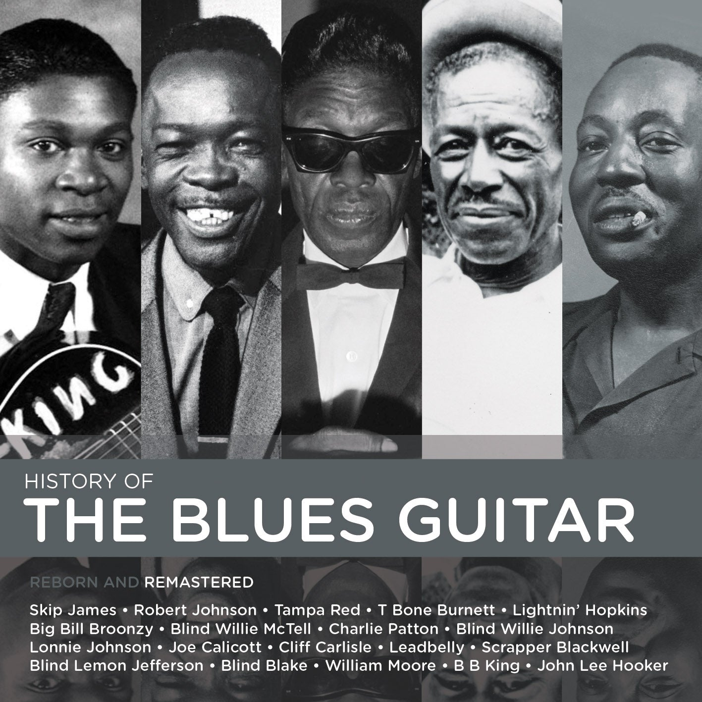 FANFARE273 - HISTORY OF THE BLUES GUITAR