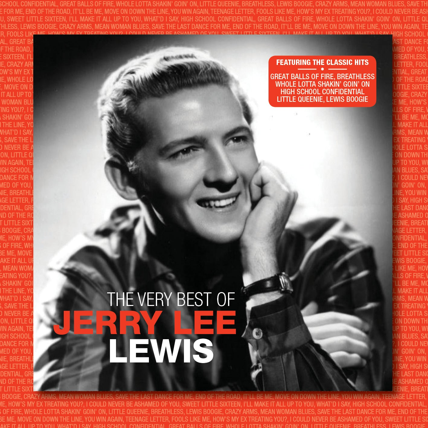 FANFARE160 - JERRY LEE LEWIS - THE VERY