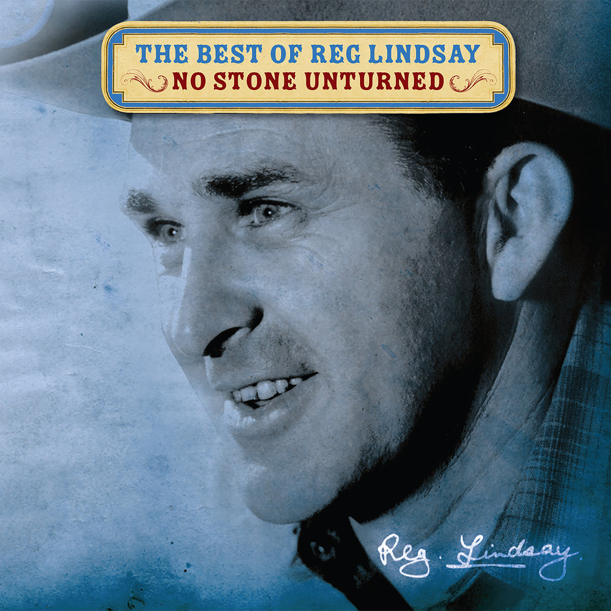 FANFARE338 - REG LINDSAY - THE BEST OF R