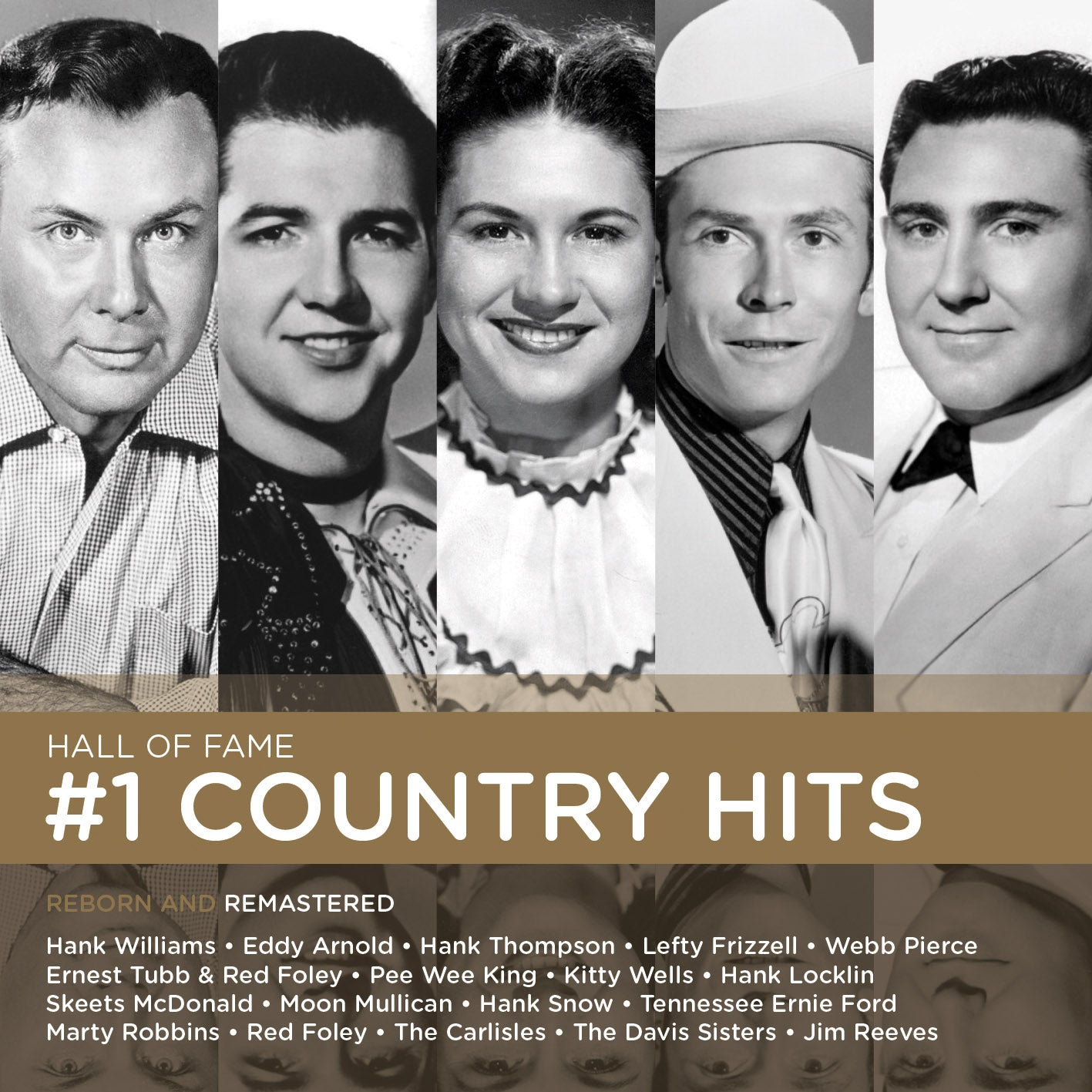 FANFARE276 - NUMBER ONE COUNTRY HITS.jpg