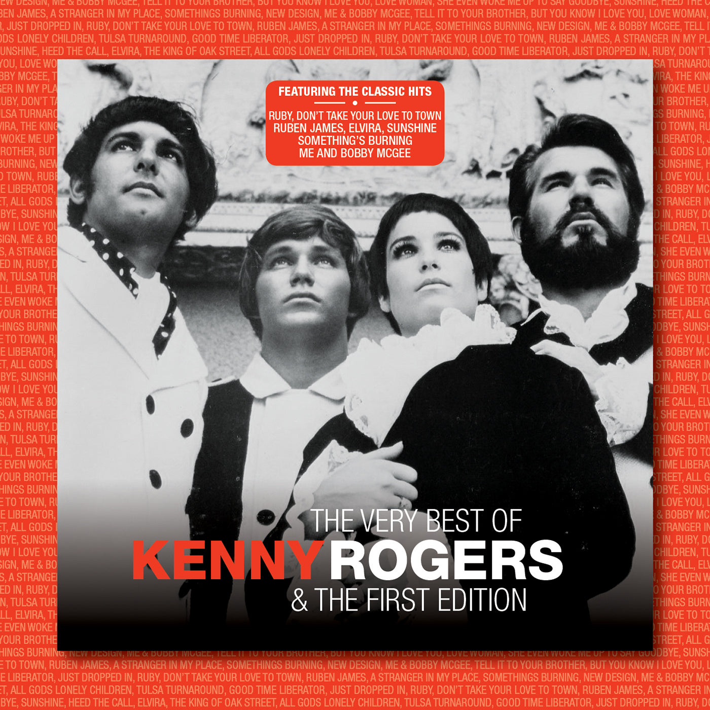 FANFARE185 - KENNY ROGERS & THE FIRST ED