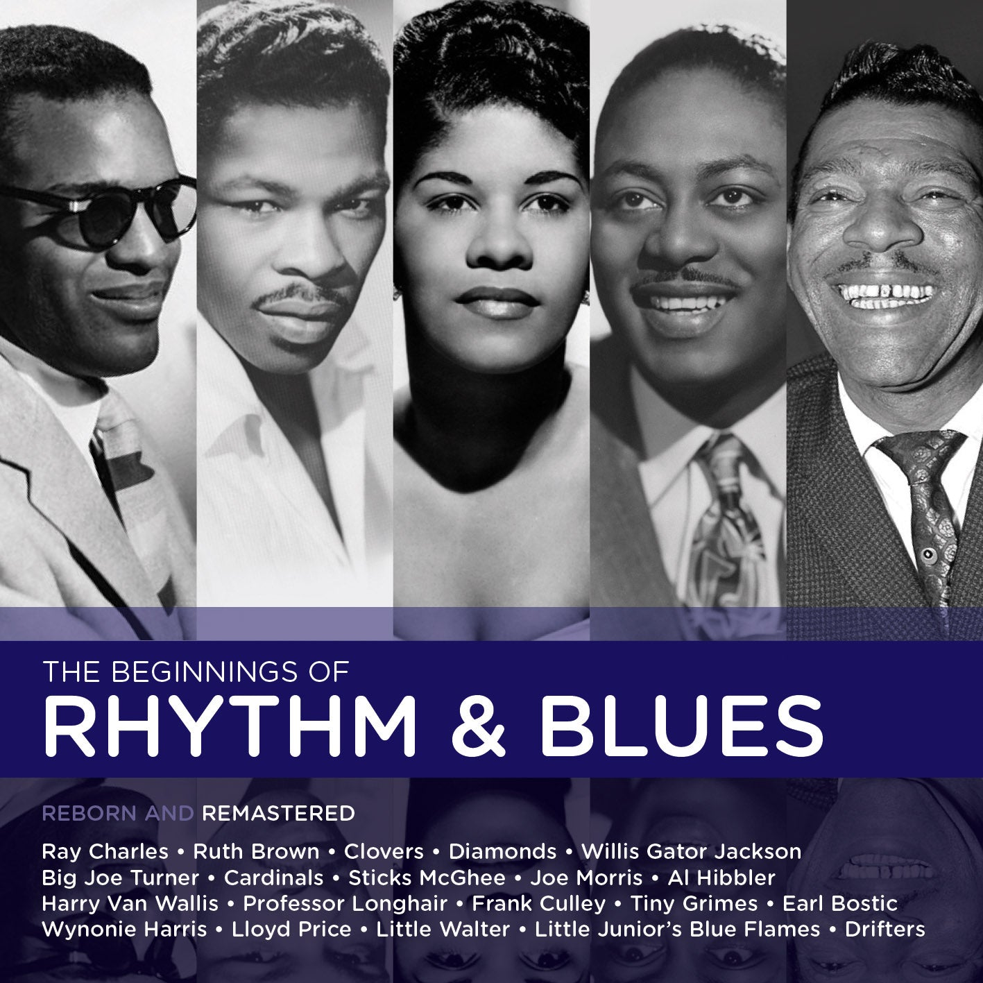 FANFARE280 - RHYTHM & BLUES - THE BEGINN