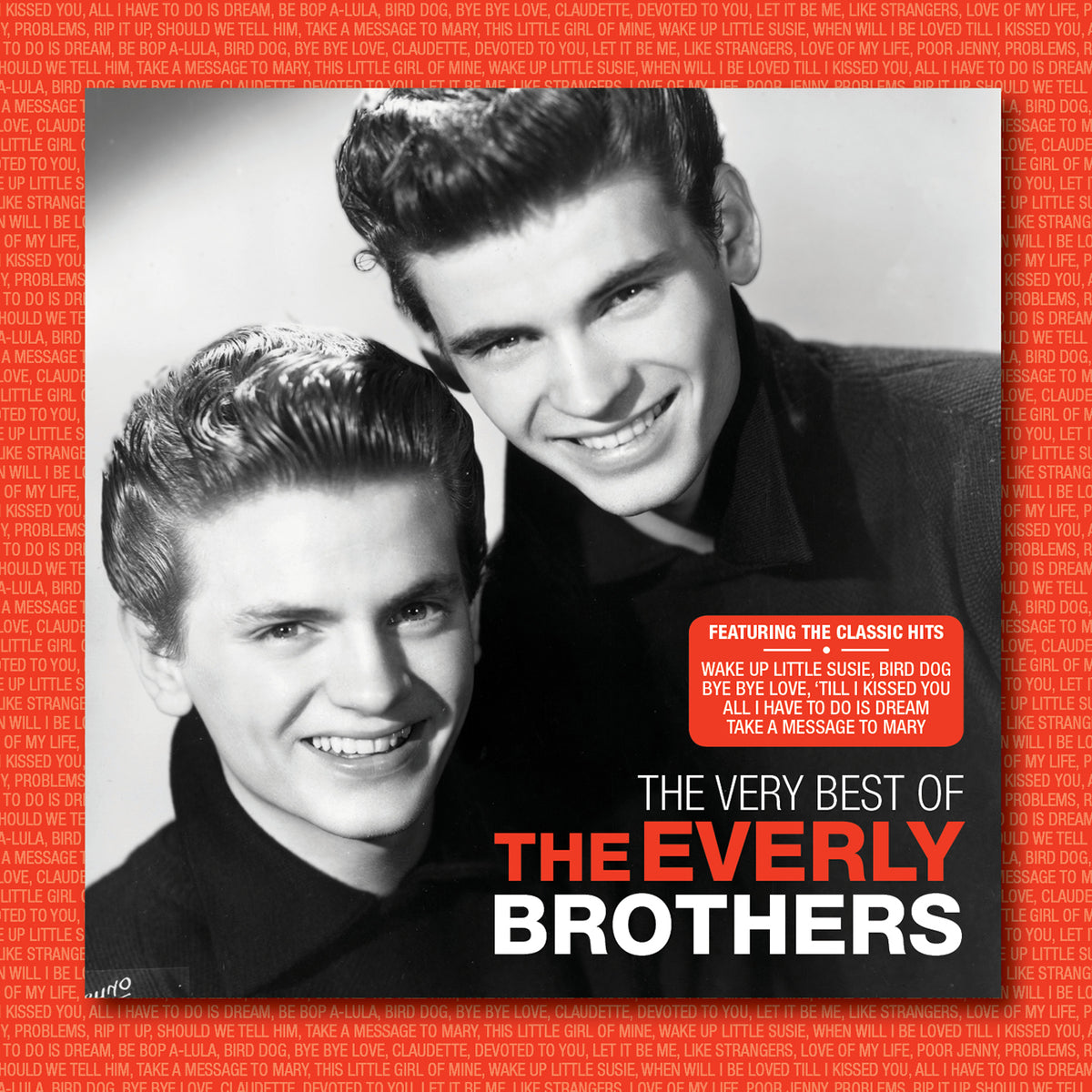 FANFARE162 - THE EVERLY BROTHERS - THE V