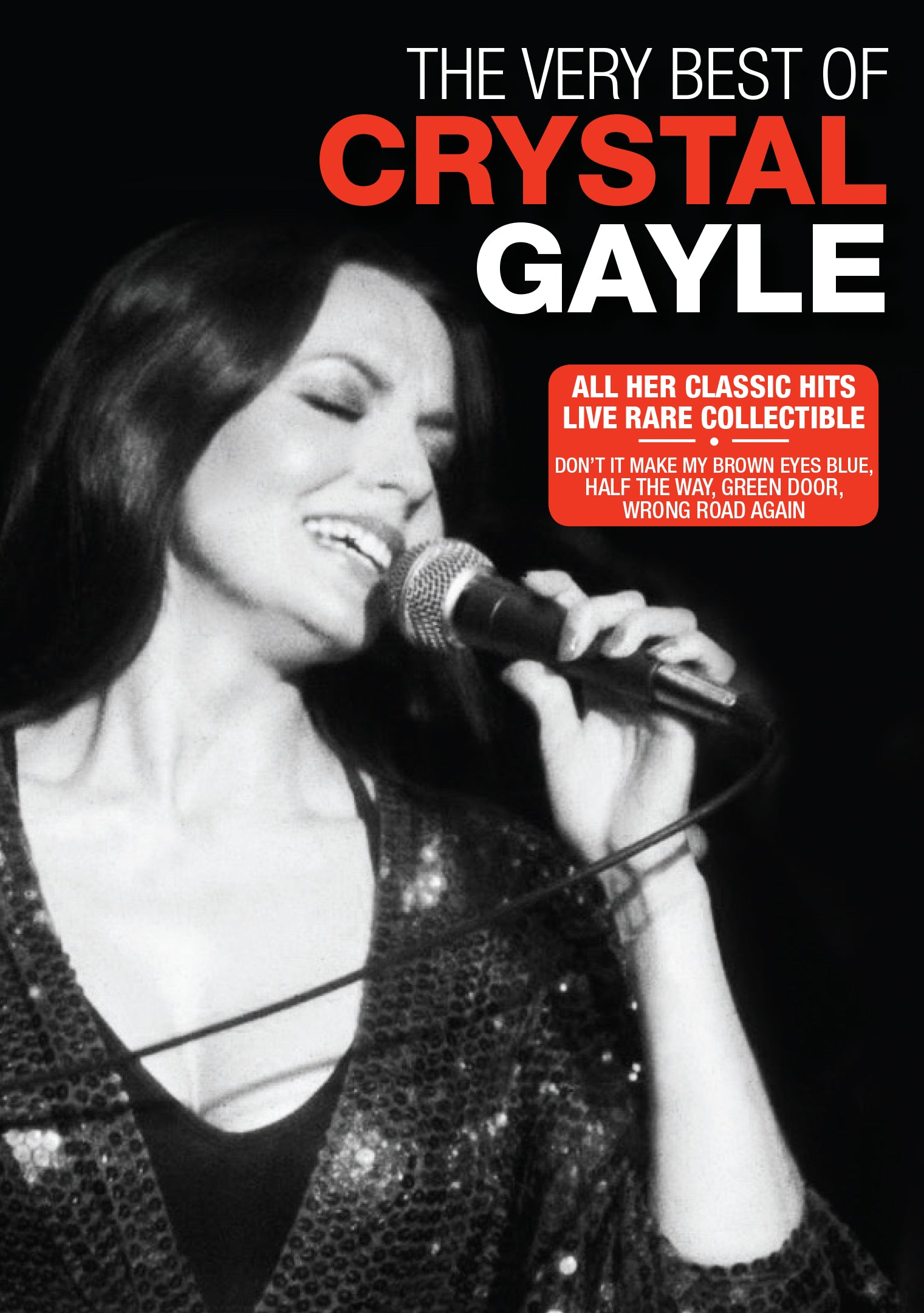 FANFARE265 - CRYSTAL GAYLE - THE BEST OF